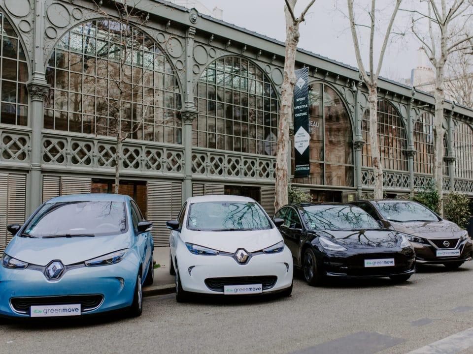 voiture électrique occasion