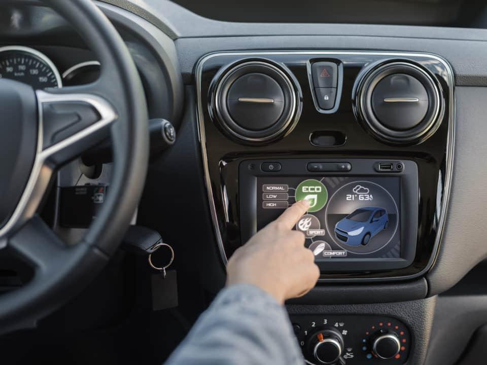 Simulateur d'autonomie de voiture électrique